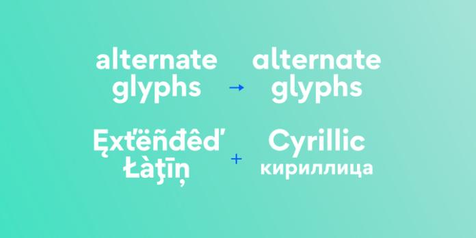 Gordita Font Family (Updated)