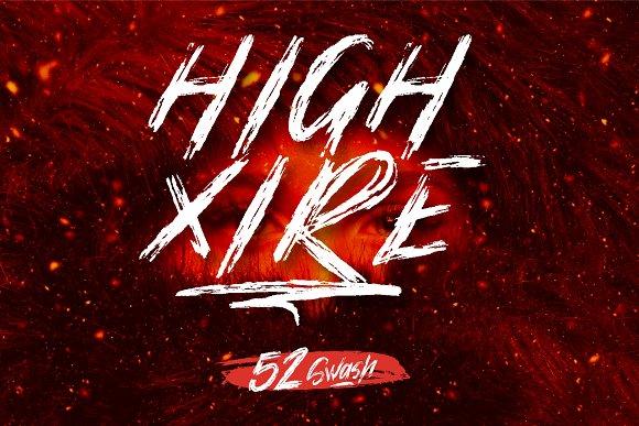 High Xire (EXTRAS 52 SWASH!)