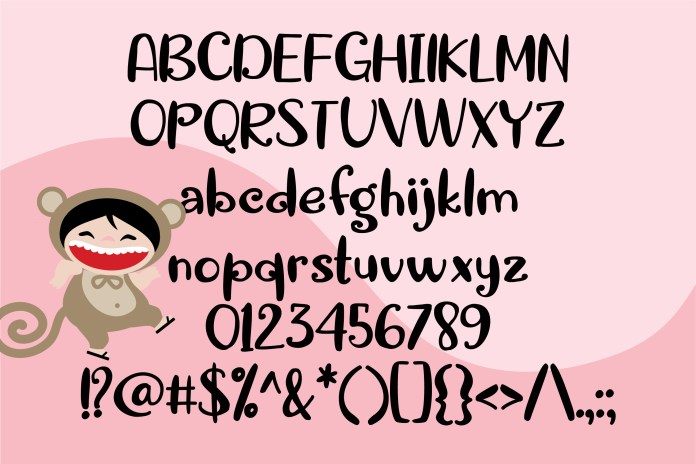 PN Belly ButtonRegular Font