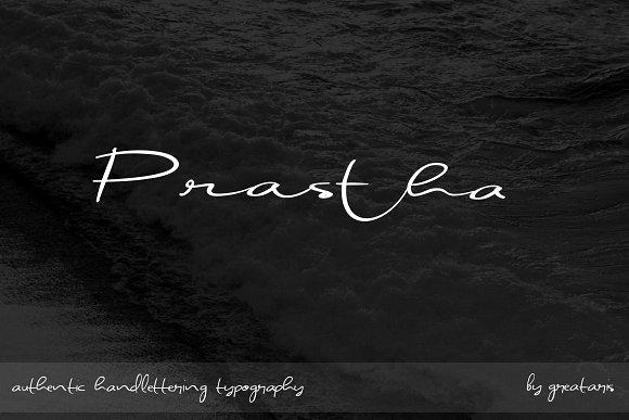 Prastha Font