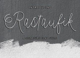 Rastaufik Script Font