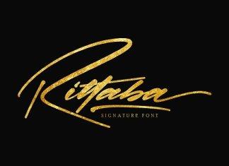 Rittaba Font