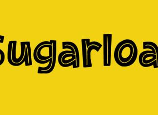 Sugarloaf Font