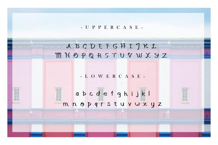The Grand Budapest Font Regular Font