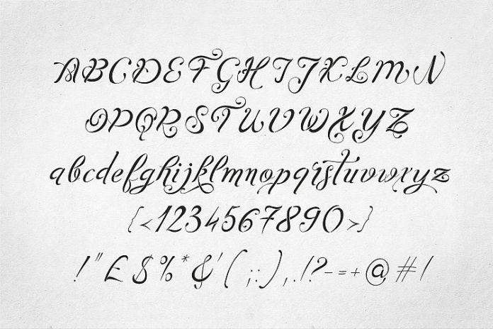 Tiptak Script Font