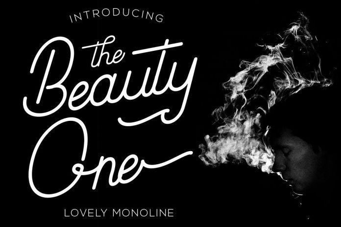 Beauty One Script Font