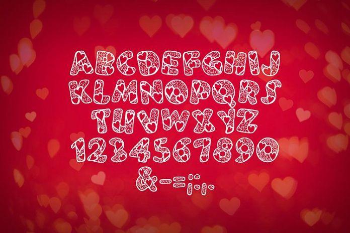 Lamor font Other Font
