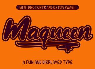 Maqueen Font