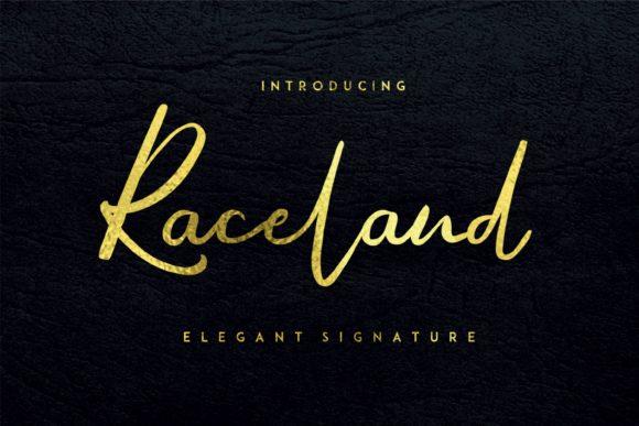 Raceland Font