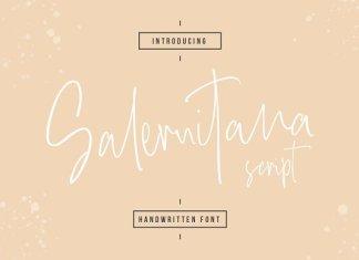 Salernitana Script