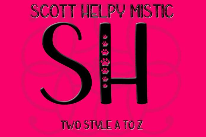 Scott Helpy Big Family Regular Font