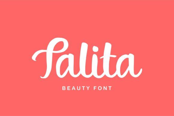 Talita Script Font
