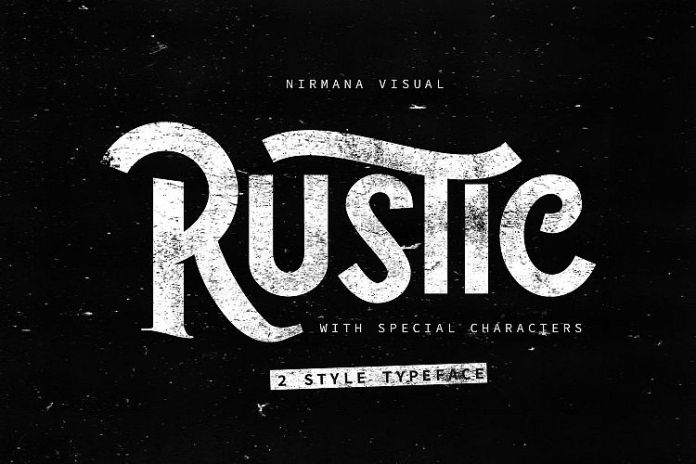 The Rustic - 2 style with special alternate!
