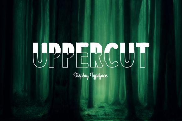 Uppercut Font