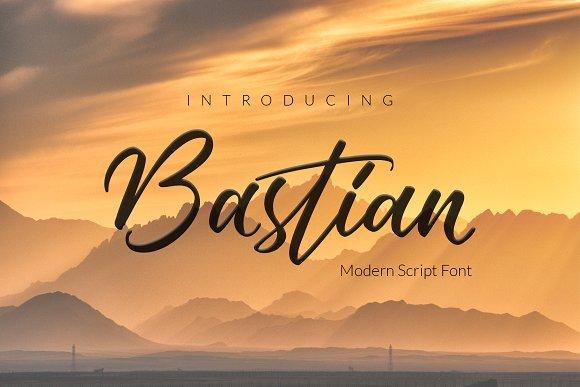 Bastian Font