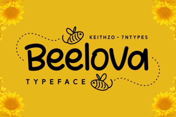 Beelova Font