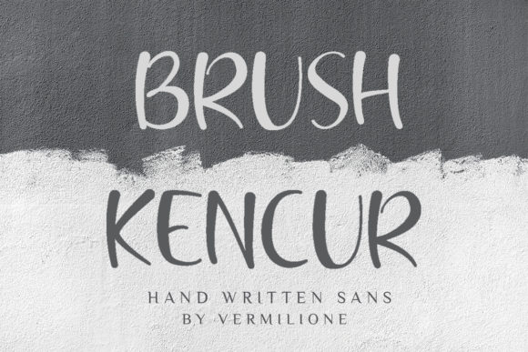 Brush Kencur