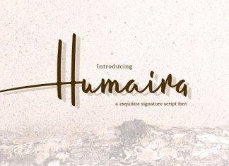 Humaira Script