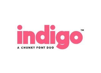 Indigo Sans Serif