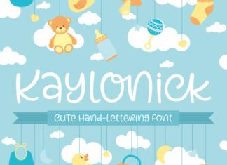 Kaylonick Font