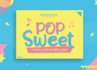 Pop Sweet Other Font