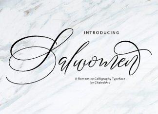 Salwomen Script