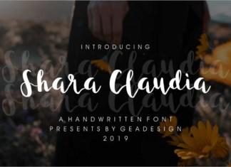 Shara Claudia Font