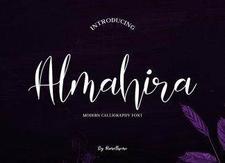 Almahira Script