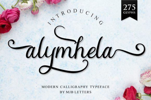 Alymhela Font