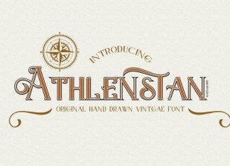Athlenstan Other Font