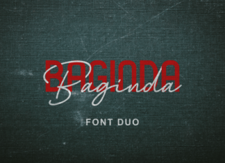 Baginda Duo Font