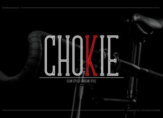 Chokie Font