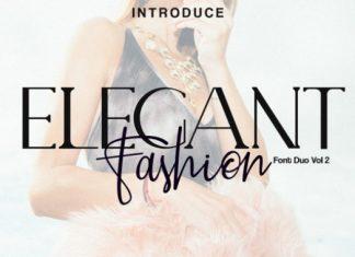 Elegant Fashion Duo
