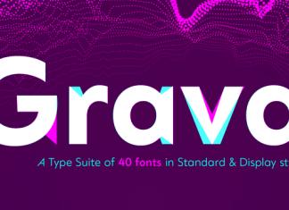 Grava Font Family