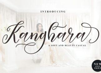 Kanghara Font
