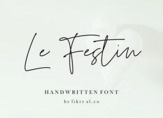 Le Festiin Font