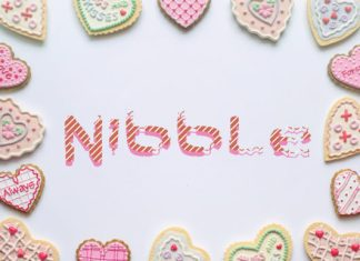 Nibble Font