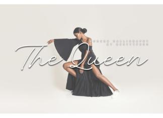 The Queen Font