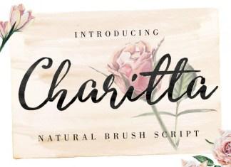 Charitta Organic Script