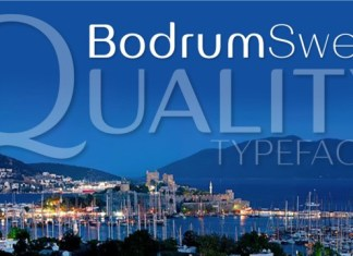 Bodrum Stencil Font Family