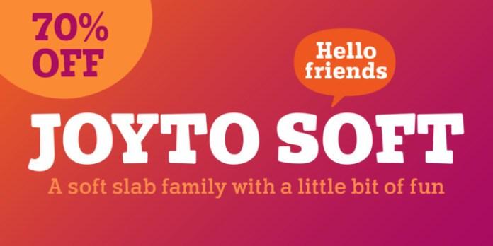 Joyto Soft Font Family