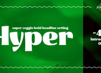 Hyper Font Family