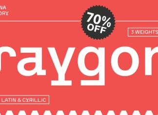 CA Saygon Font Family - 3 Fonts