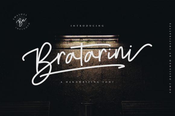 Bratarini Font