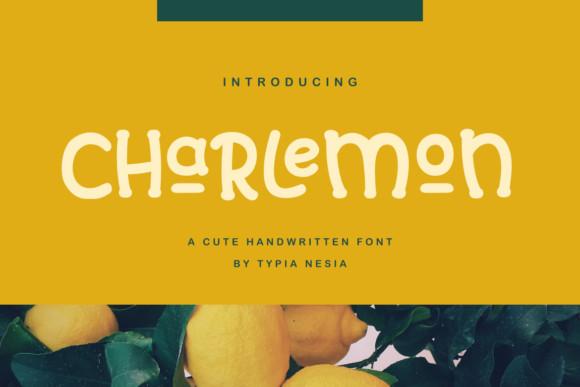 Charlemon Font