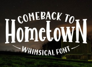 Comeback to Hometown