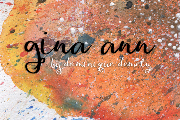 Gina Ann Font