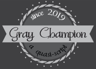 Gray Champion fron