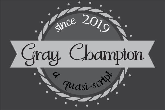 Gray Champion fron