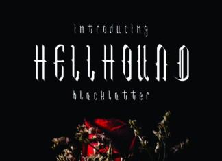 Hellhound Font
